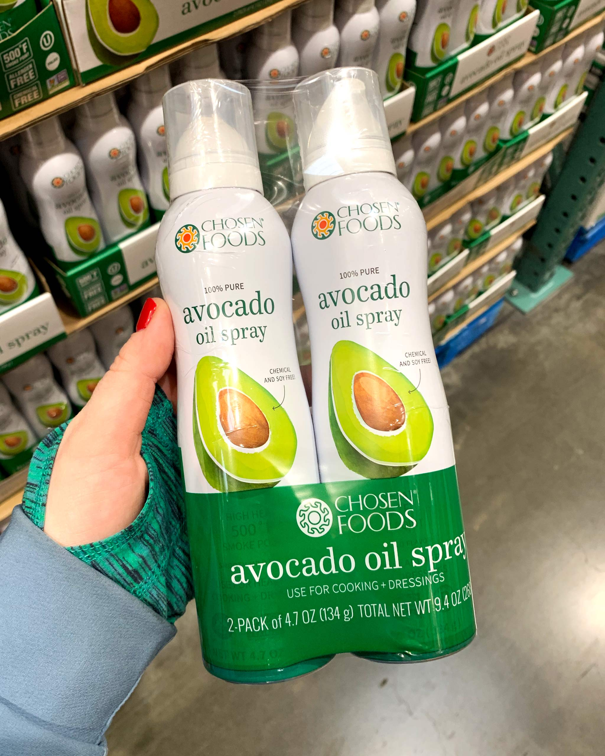 chosen foods avocado oil is my top choice for cooking in your air fryer