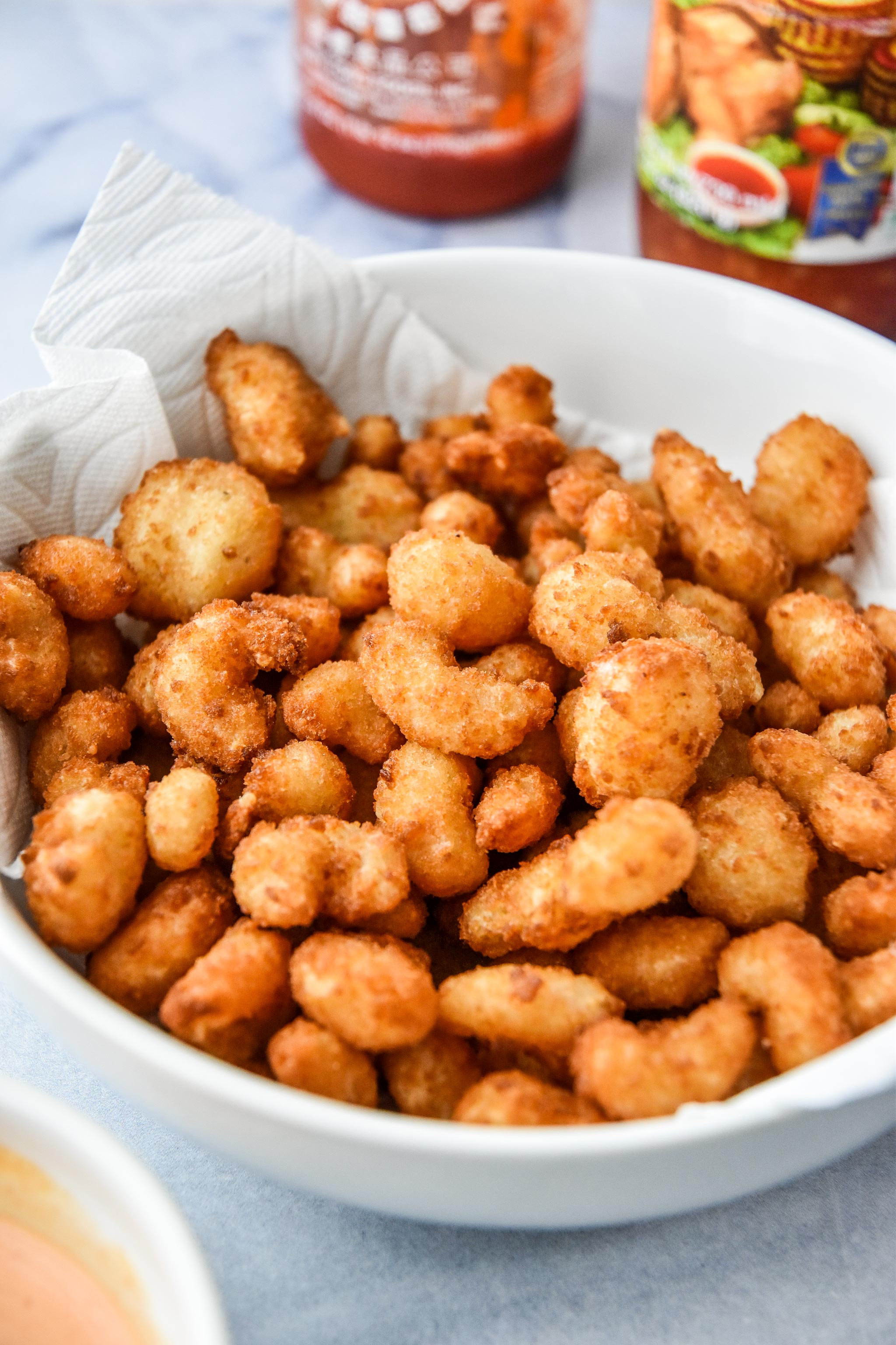 How To Cook Frozen Breaded Shrimp In An Air Fryer Project Meal Plan